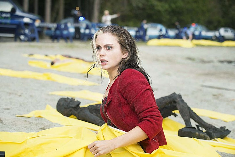 """iZombie - Season 1 - """"Pilot"""" - Rose McIver"""