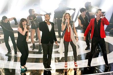 Duets - Season 1 - Kelly Clarkson, John Legend, Jennifer Nettles and Robin Thicke