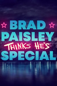 Brad Paisley Thinks He's Special