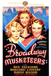 Broadway Musketeers as Vincent Morrell