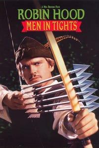 Robin Hood: Men in Tights as Prince John