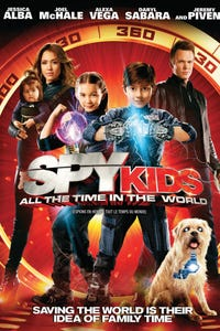 Spy Kids: All the Time in the World as Rebecca Wilson
