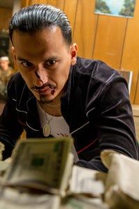 Goya Robles as Franklin Morales