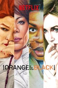 "Orange Is the New Black as Galina ""Red"" Reznikov"