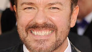 """Ricky Gervais on Hosting the Globes: """"I Do It My Way"""""""