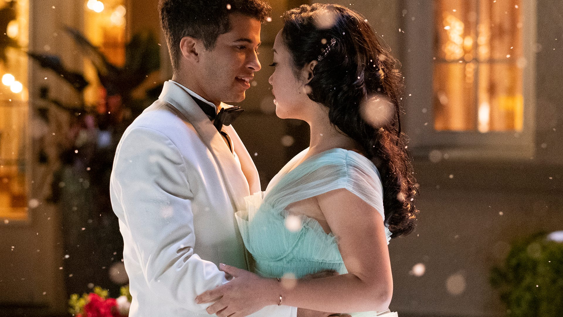 Jordan Fisher and Lana Condor, To All the Boys: P.S. I Still Love You
