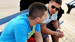 Jersey Shore's Ronnie and Vinny on Sex, Stalkers and Snooki