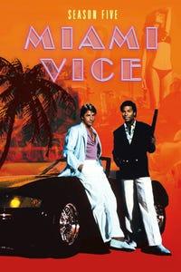 Miami Vice as Rickles