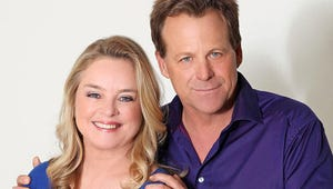General Hospital's Kin Shriner and Robin Mattson Talk Sex, Crime and The Good Old Days