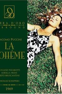 La Bohème (Orchestra Sinfonica e Coro di Roma della RAI) as Rodolfo