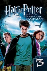 Harry Potter and the Prisoner of Azkaban as Professor Minerva McGonagall