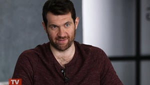 Bill Clinton Told Billy Eichner He Wants to Be on Billy on the Street