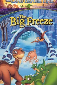 Land Before Time: The Big Freeze as Littlefoot