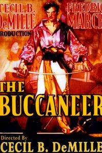The Buccaneer as Ezra Peavey