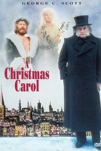 A Christmas Carol as Bob Cratchit