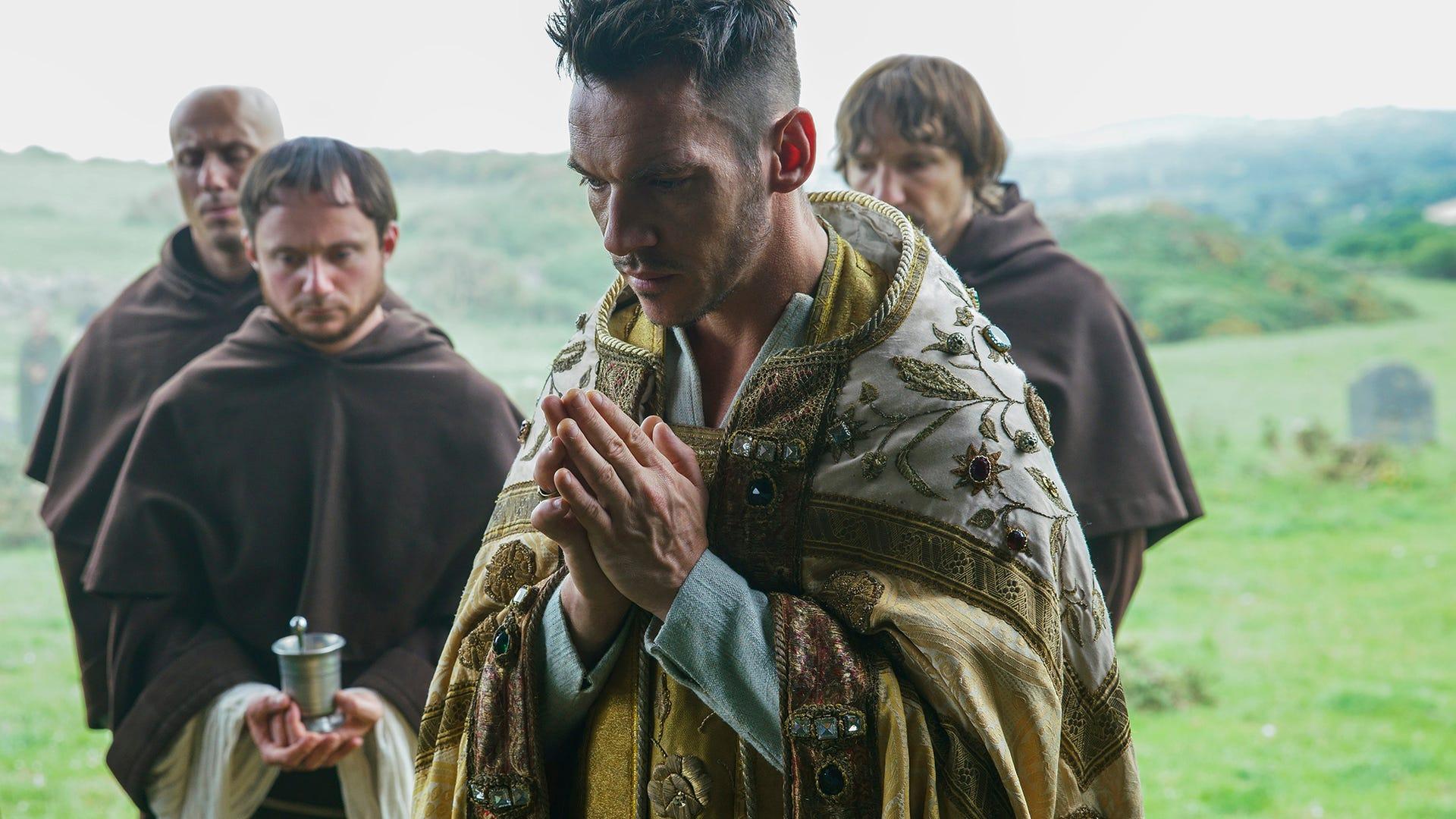 Jonathan Rhys Meyers, Vikings