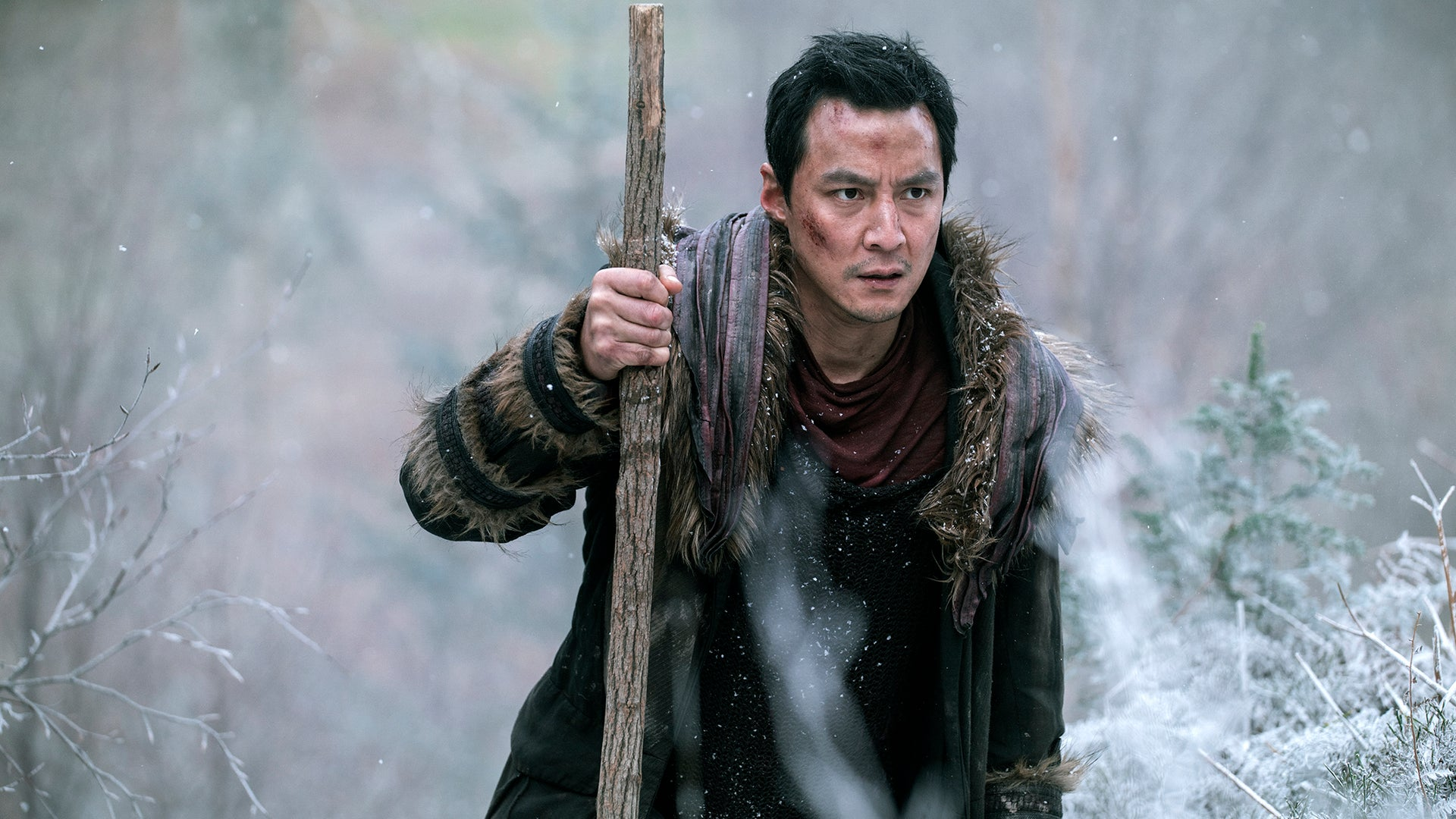 Daniel Wu, Into the Badlands