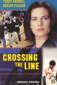 Crossing the Line as Eric Harrison