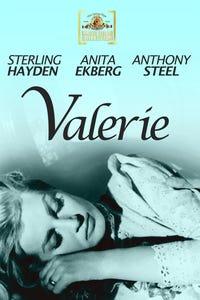 Valerie as John Garth