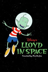 Lloyd in Space as Grandpa Leo