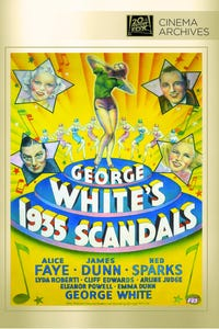 George White's 1935 Scandals as Harriman