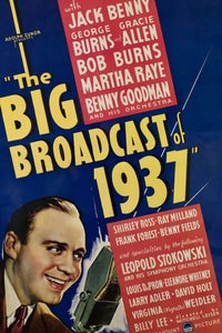 The Big Broadcast of 1937 as Bob Miller
