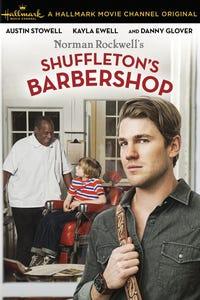 Norman Rockwell's Shuffleton's Barbershop as Norma