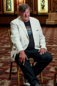 Stephen Fry as Nikolai Genidze