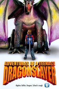 Adventures of a Teenage Dragonslayer as Vice Principal Metz