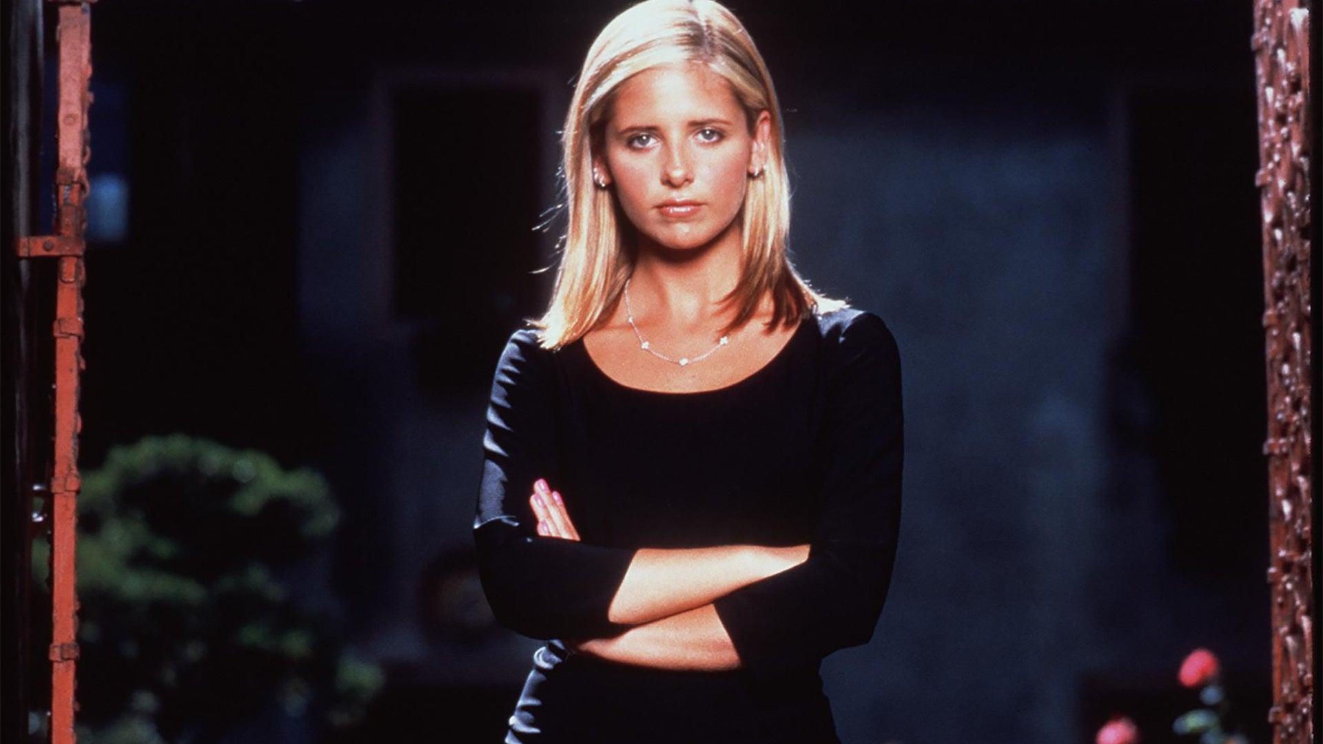 Sarah Michelle Gellar, Buffy the Vampire Slayer