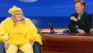 Top Moments: Dancing Rings Our Bell and Hot Chick Rebel Wilson Schools Conan