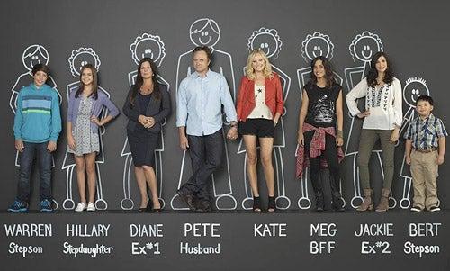Trophy Wife – Season 1 – Ryan Scott Lee, Bailee Madison, Marcia Gay Harden, Bradley Whitford, Malin Akerman, Natalie Morales, Michaela Watkins, Albert Tsai
