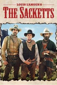 The Sacketts as Orrin Sackett