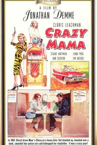 Crazy Mama as Lady Teller