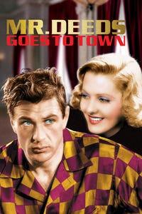 Mr. Deeds Goes to Town as Longfellow Deeds