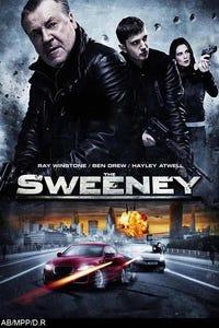 The Sweeney as DC Nancy Lewis