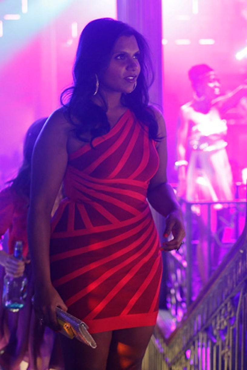 """The Mindy Project - Season 1 - """"In the Club"""" - Mindy Kaling"""