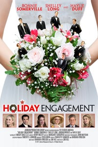 Holiday Engagement as Roy Burns