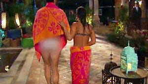 Top Moments: A Shocking Burn Notice Tragedy and Skinny-Dipping on Bachelor Pad