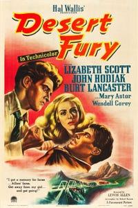 Desert Fury as Paula Haller