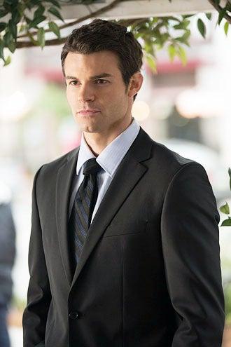 "The Vampire Diaries - Season 4 - ""American Gothic"" - Daniel Gillies"