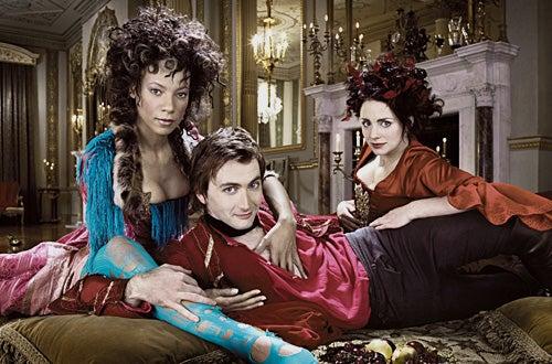 "Masterpiece Theatre - ""Casanova"" - Nina Sosanya, David Tennant and Laura Fraser"
