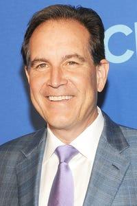 Jim Nantz as CBS Announcer