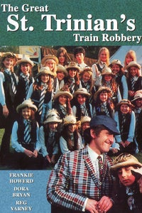 The Great St. Trinian's Train Robbery as Flash Harry