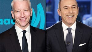 Did NBC Approach Anderson Cooper to Replace Matt Lauer on Today?