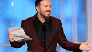 Ricky Gervais' 10 Best and Worst Golden Globe Jabs