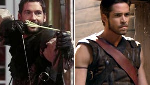 Once Upon a Time: Sean Maguire Replacing Tom Ellis as Robin Hood