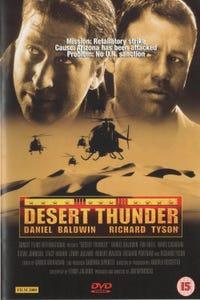 Desert Thunder as Bobby Burkett