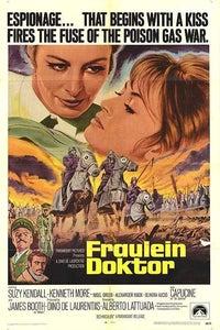 Fraulein Doktor as Mathesius