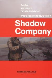 Shadow Company as Narrator